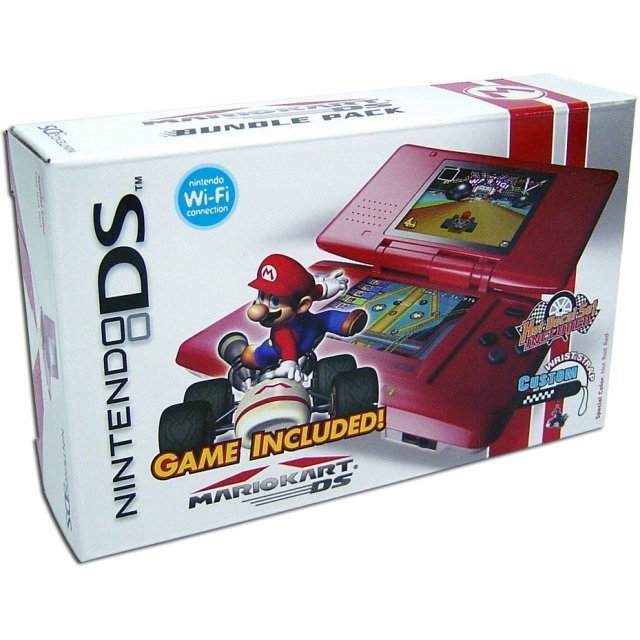 Nintendo DS (Mario Kart DS Bundle Pack) - 110V