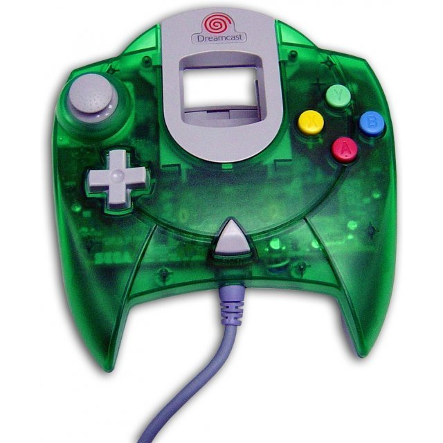Dreamcast Controller (clear green)