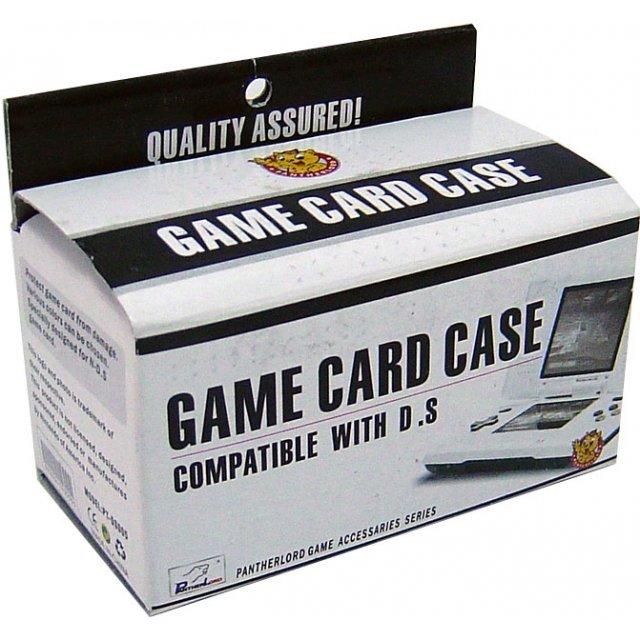 Game Card Case (9in1 set)