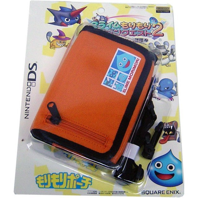 Slime Mori Mori Dragon Quest 2 Pouch (orange)