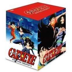Cat's Eye DVD Box 2