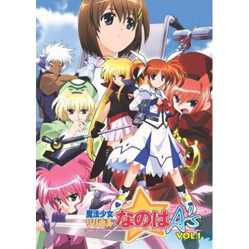 Maho Shojo Lyrical Nanoha A's Vol.1