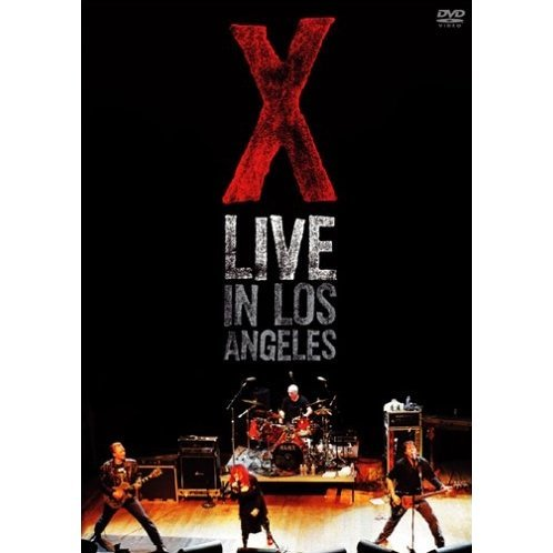 X Live In Los Angels