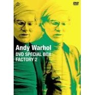 Andy Warhol DVD Special Box Factory 2
