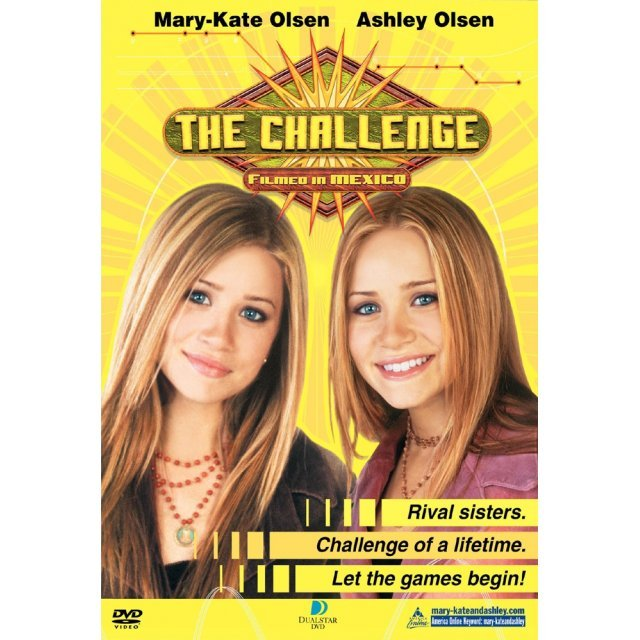marykate olsen ashley olsen the challenge
