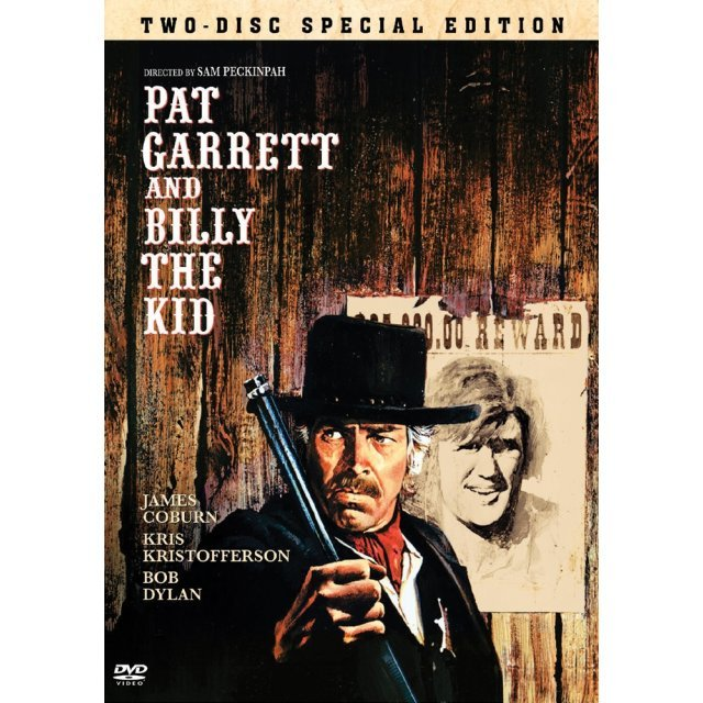 Pat Garrett And Billy The Kid Special Edition