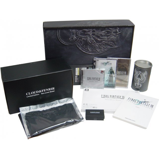 Final Fantasy VII Advent Children Advent Pieces: Limited