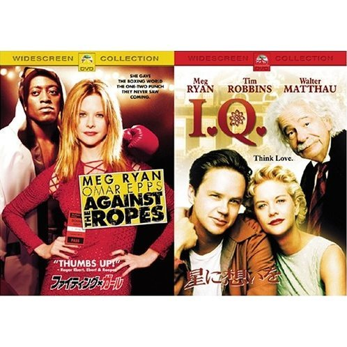 Meg Ryan Cutie Pack: Against the Ropes Collector's Edition + IQ. [Limited Pressing]