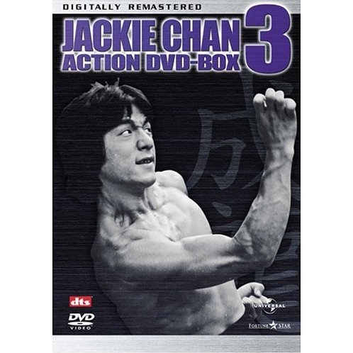 Jackie Chan's Action DVD Box 3 [Limited Edition]