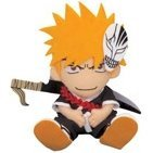 Bleach Plush Doll 2 - Model A: Ichigo