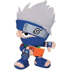 Naruto Super DX Plush Doll: Kakashi