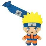 Naruto Mini Plushdoll with headband: Naruto