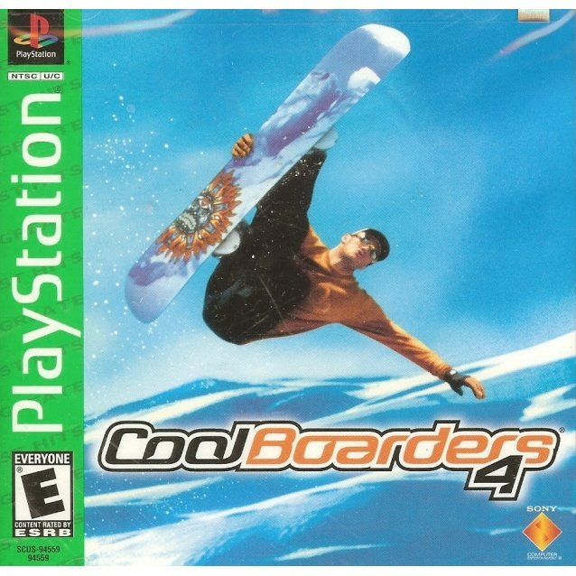 Cool Boarders 4 (Greatest Hits)