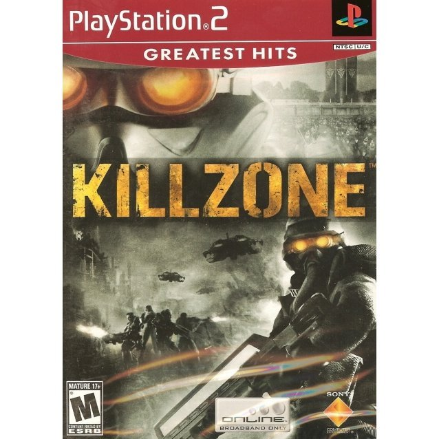 Killzone (Greatest Hits)
