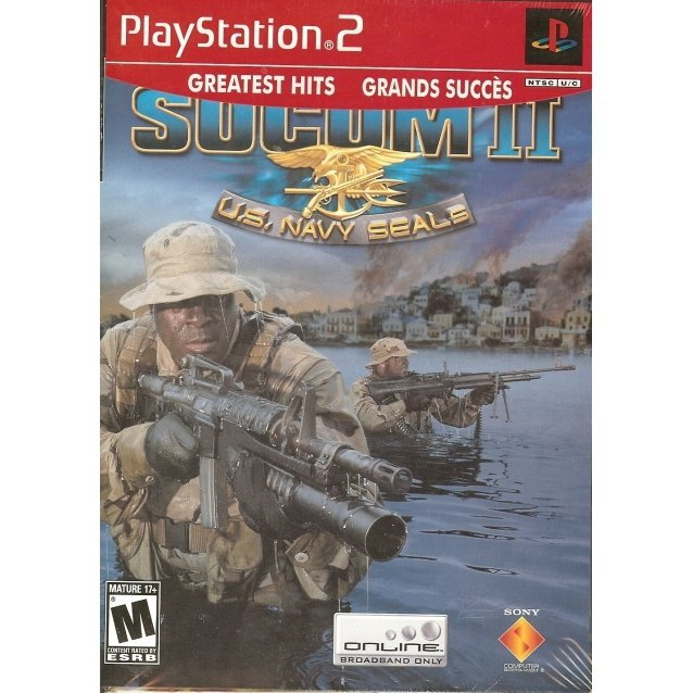 SOCOM II: U.S. Navy SEALs (Greatest Hits)