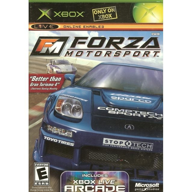 Forza Motorsport (out of system)