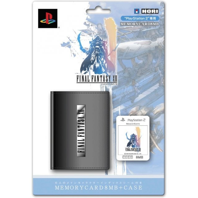 Final Fantasy XII Memory Card 8MB