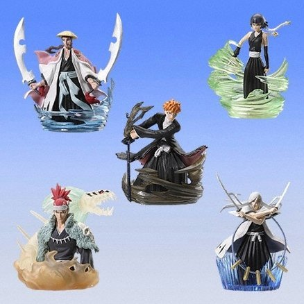 Bleach Real Collection 3 Gashapon