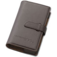 Nintendo DS Book Type Cover (brown)