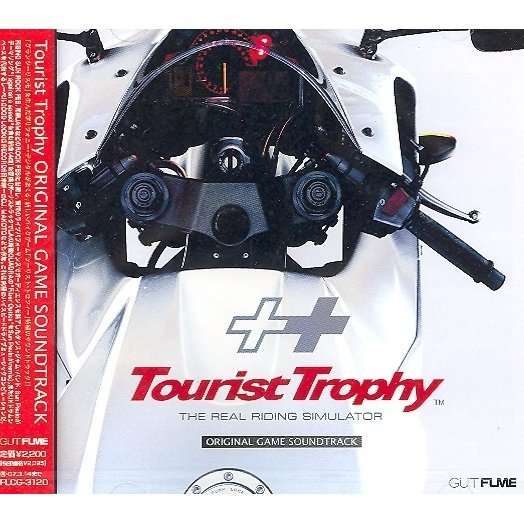 Tourist Trophy Original Game Soundtrack
