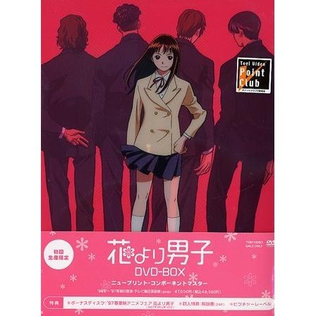 Hana Yori Dango DVD Box [Limited Edition]
