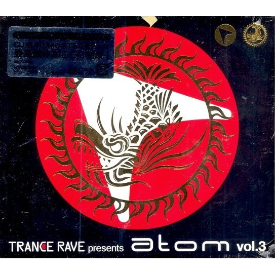 Trance Rave Presents Club Atom Vol.3