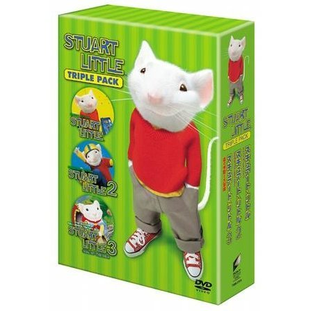 Stuart Little Triple Pack