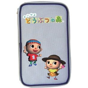 Deluxe Pouch DS Animal Crossing (blue)