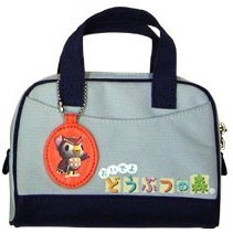 Carrying Bag DS Animal Crossing (blue)