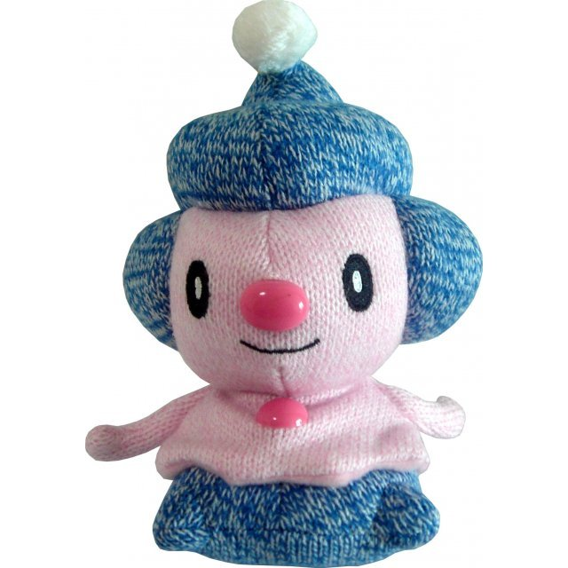 Pocket Monsters Advance Generations Plush Doll Knit Style: Type D