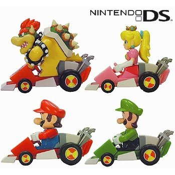 Nintendo BOX Figure Collection Part 6: Mario Kart DS Racing Collection