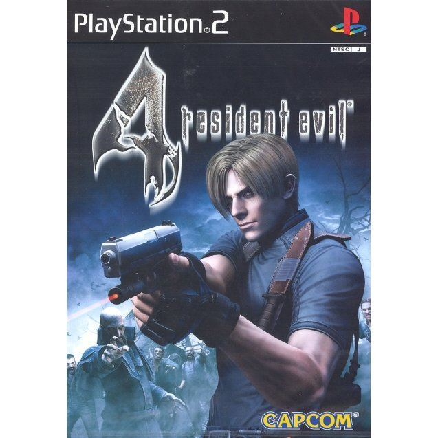 Resident Evil 4 (English language version)
