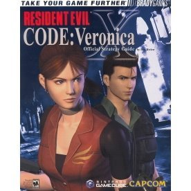 Resident Evil Code: Veronica Prima's Official Strategy Guide