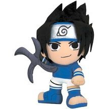 Naruto Super DX Plush Doll Vol.2: Sasuke