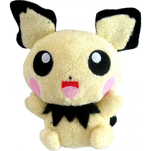Pocket Monster Advance Generation 3 Plush Doll - Model A: Pichu