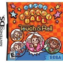 Super Monkey Ball: Touch & Roll