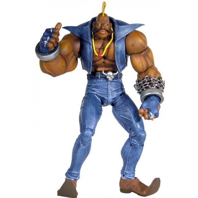 Street Fighter Action Figure: Birdie