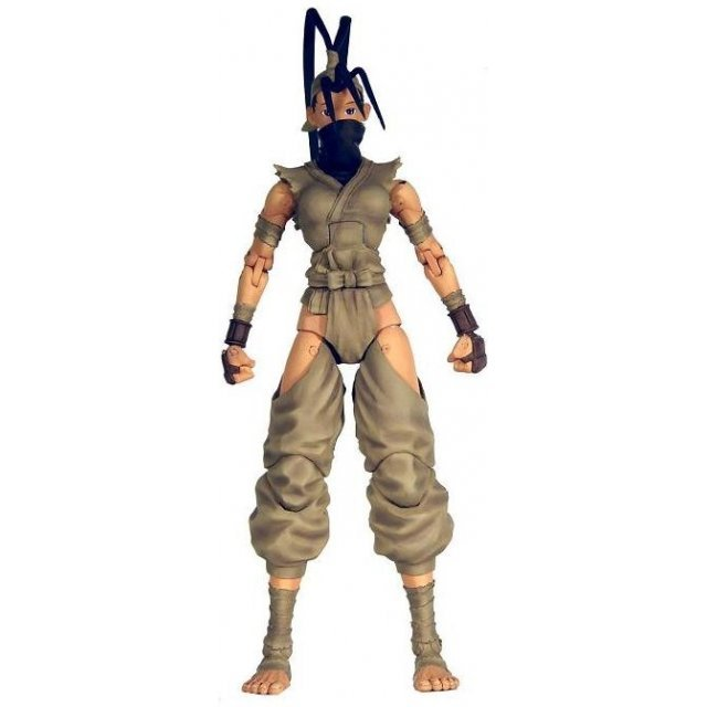 Street Fighter Action Figure: Ibuki