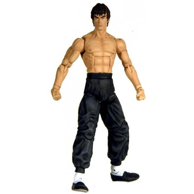 Street Fighter Action Figure: Fei Long