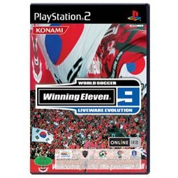 Winning Eleven 9 Liveware Evolution
