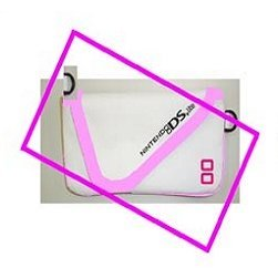 Mobile Pocket DS Lite (peach white)