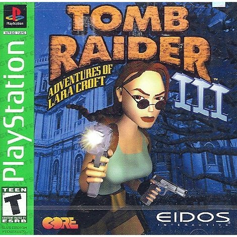 Tomb Raider III (Greatest Hits)