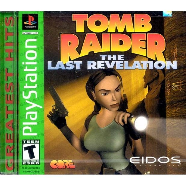 Tomb Raider: The Last Revelation (Greatest Hits)