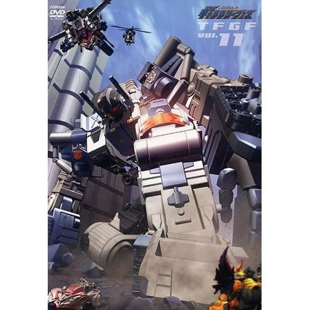 Transformers Galaxy Force DVD Vol.11
