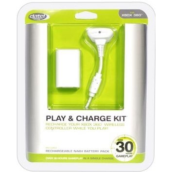 Datel Play & Charge Kit