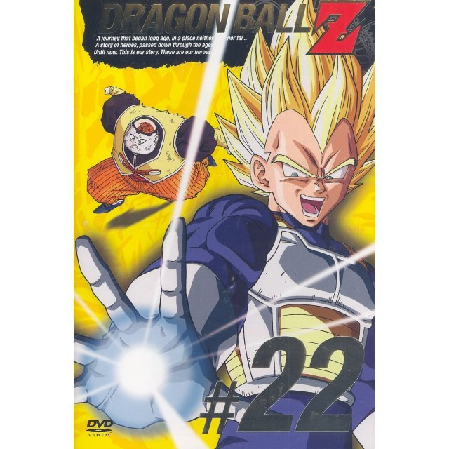 Dragon Ball Z Vol.22