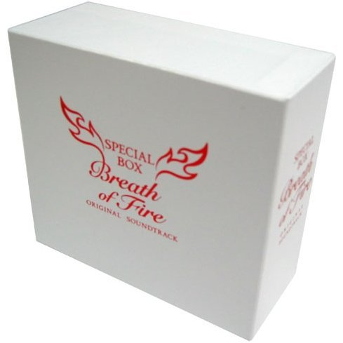 Breath of Fire Sound Track Special Box