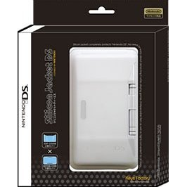 Silicon Jacket DS (white)