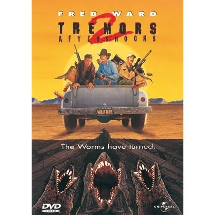 Tremors 2: Aftershocks [Limited Pressing]