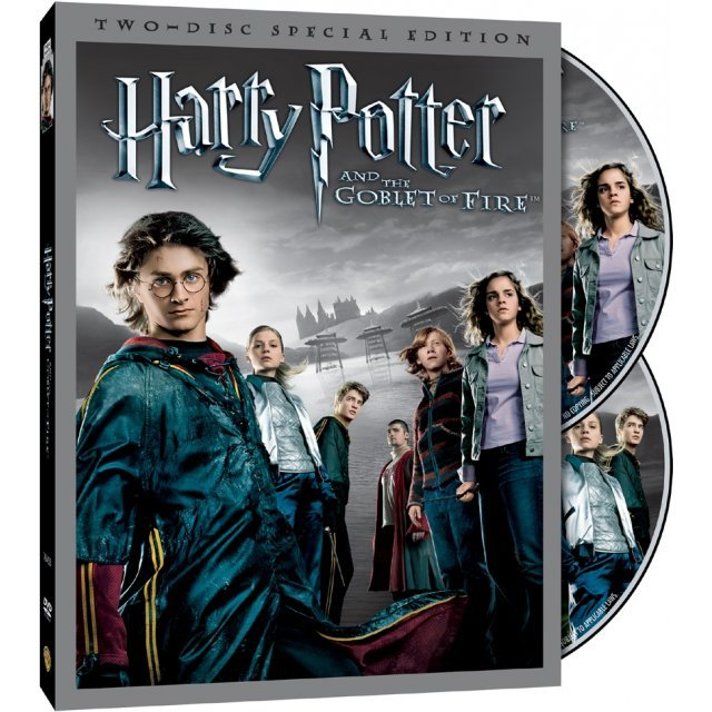 Harry Potter And The Goblet Of Fire Special Edition